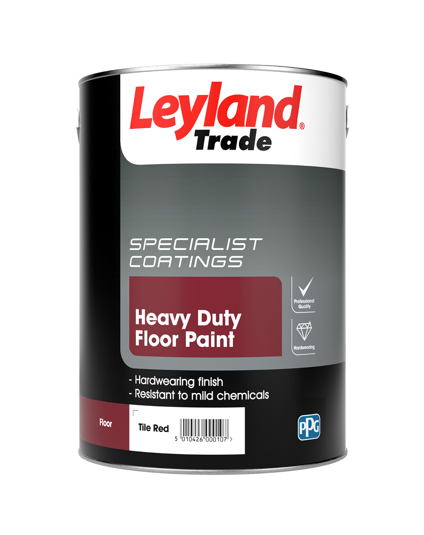 Heavy Duty Floor Paint (Colours)